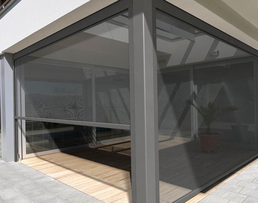 Home inside siroli tende tendaggi e pergole a ravenna - Amazon zanzariere per finestre ...
